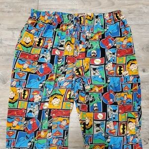 DC Originals pajama bottoms 👏